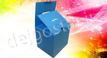 جعبه کارتن پلاست دژگستر
